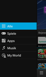 BlackBerry Z10 - Apps - Herunterladen - 4 / 21