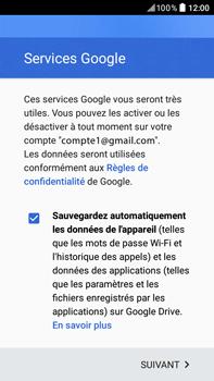 HTC Desire 825 - E-mails - Ajouter ou modifier votre compte Gmail - Étape 15