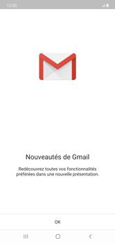 Samsung Galaxy Note 10+ - E-mails - Ajouter ou modifier votre compte Gmail - Étape 5