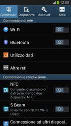 Samsung SM-G3815 Galaxy Express 2 - WiFi - Configurazione WiFi - Fase 4