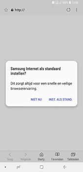 Samsung Galaxy A9 - Internet - handmatig instellen - Stap 24
