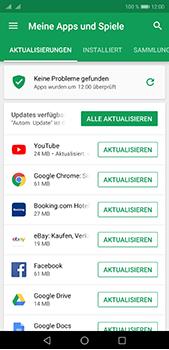 Huawei P20 Pro - Apps - Nach App-Updates suchen - Schritt 5