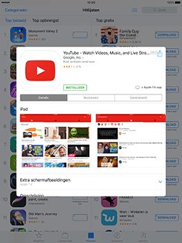 Apple iPad 9.7 (Model A1823) - Applicaties - Account aanmaken - Stap 6