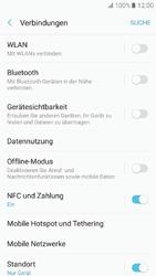 Samsung Galaxy A3 (2017) - Bluetooth - Geräte koppeln - 0 / 0