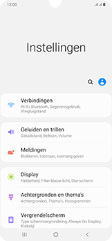 Samsung Galaxy A50 - bluetooth - aanzetten - stap 4