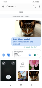 Alcatel 1S (2020) - Contact, Appels, SMS/MMS - Envoyer un MMS - Étape 22