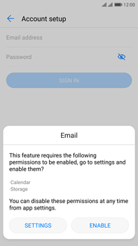Huawei Mate 9 Pro - Email - 032c. Email wizard - Outlook - Step 5