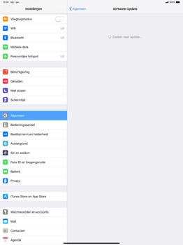 Apple ipad-pro-12-9-inch-2018-model-a1895 - Software updaten - Update installeren - Stap 5