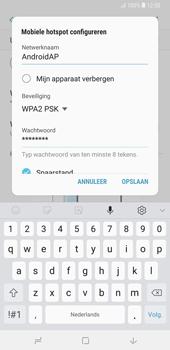 Samsung galaxy-note-9-sm-n960f - WiFi - Mobiele hotspot instellen - Stap 11