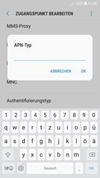 Samsung Galaxy A5 (2017) - Android Nougat - Internet und Datenroaming - Manuelle Konfiguration - Schritt 14
