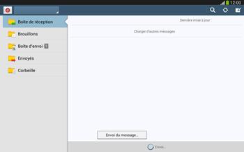 Samsung P5220 Galaxy Tab 3 10-1 LTE - E-mail - Envoi d