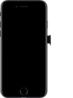 Apple iPhone SE (2020) - Device - Insert SIM card - Step 5