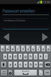 Samsung Galaxy Fame Lite - Apps - Einrichten des App Stores - Schritt 14