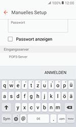 Samsung G389 Galaxy Xcover 3 VE - E-Mail - Konto einrichten - Schritt 9