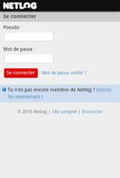 Nokia C7-00 - Internet - Sites web les plus populaires - Étape 10
