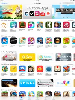 Apple iPad Pro 12.9 inch - Apps - Herunterladen - Schritt 3
