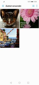 Huawei Nova 3 - MMS - Erstellen und senden - Schritt 14