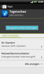 HTC Sensation XL - Apps - Herunterladen - 8 / 22