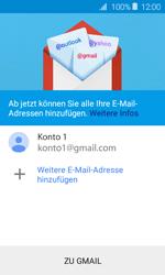 Samsung J120 Galaxy J1 (2016) - E-Mail - Konto einrichten (gmail) - Schritt 16