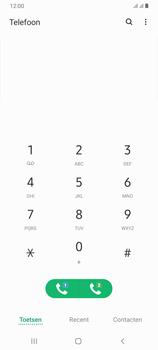 Samsung Galaxy A70 - voicemail - handmatig instellen - stap 4