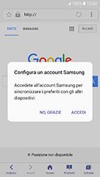 Samsung Galaxy A3 (2017) - Internet e roaming dati - Uso di Internet - Fase 10