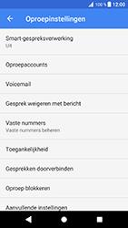 Sony Xperia XZ - Android Oreo - Voicemail - handmatig instellen - Stap 8