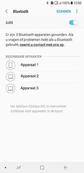Samsung Galaxy A6 - bluetooth - aanzetten - stap 7