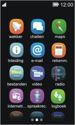 Nokia Asha 311 - E-mail - E-mails verzenden - Stap 3