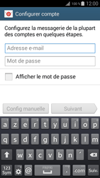 Samsung Galaxy S 4 Mini LTE - E-mail - 032c. Email wizard - Outlook - Étape 5