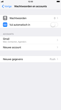 Apple iPhone 6 Plus - iOS 12 - E-mail - Handmatig instellen (gmail) - Stap 9