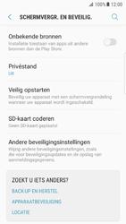 Samsung Galaxy S7 Edge - Android N - Beveiliging en ouderlijk toezicht - Hoe wijzig ik mijn SIM PIN-code - Stap 5