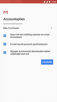 OnePlus 3 - Android Nougat - E-mail - handmatig instellen (yahoo) - Stap 11