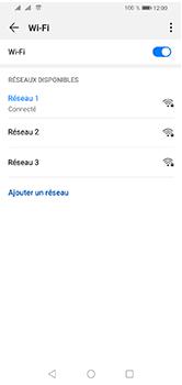 Huawei Y5 (2019) - Internet et connexion - Accéder au réseau Wi-Fi - Étape 8