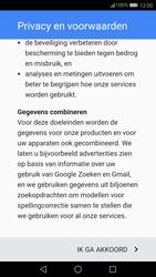 Huawei P10 Lite - Applicaties - Account instellen - Stap 14