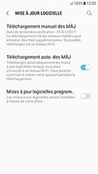 Samsung Galaxy J3 (2017) - Aller plus loin - Mettre à jour le logiciel interne de votre mobile - Étape 6