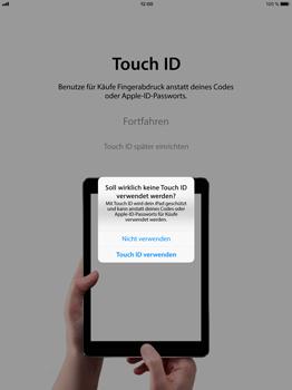 Apple iPad Pro 12.9 inch - iOS 11 - Persönliche Einstellungen von einem alten iPhone übertragen - 12 / 29
