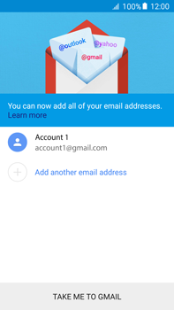 Samsung Galaxy A8 - E-mail - 032a. Email wizard - Gmail - Step 16
