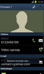 Samsung I9100 Galaxy S II met OS 4 ICS - contacten, foto