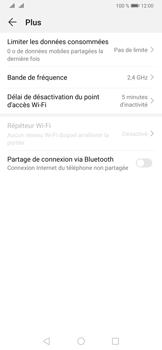 Huawei P30 Pro - Internet et connexion - Utiliser le mode modem par USB - Étape 6