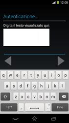Sony Xperia Z1 - Applicazioni - Configurazione del negozio applicazioni - Fase 19