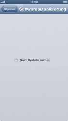 Apple iPhone 5 - Software - installieren von Software-Updates - Schritt 7