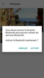 Wiko Freddy - Photos, vidéos, musique - Envoyer une photo via Bluetooth - Étape 10