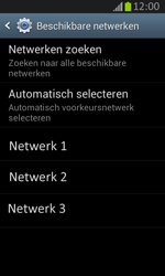 Samsung S7710 Galaxy Xcover 2 - Buitenland - Bellen, sms en internet - Stap 10