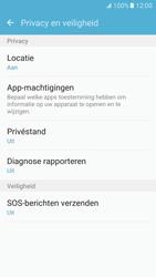Samsung Galaxy S7 - Privacy - Apps beveiligen - Stap 5