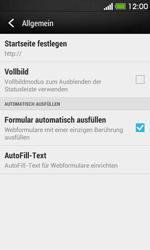 HTC Desire 500 - Internet - Manuelle Konfiguration - 2 / 2