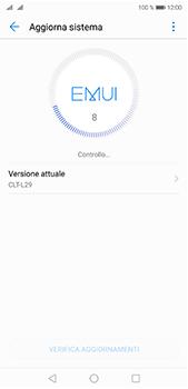 Huawei P20 Pro - Software - Installazione degli aggiornamenti software - Fase 5