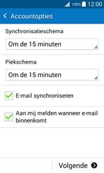 Samsung G318H Galaxy Trend 2 Lite - E-mail - e-mail instellen: POP3 - Stap 16