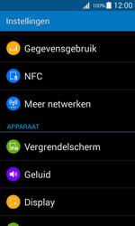 Samsung G357 Galaxy Ace 4 - Netwerk - Handmatig een netwerk selecteren - Stap 4