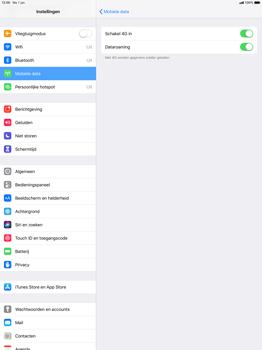 Apple ipad-pro-12-9-ios-12 - Buitenland - Internet in het buitenland - Stap 7
