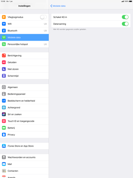 Apple ipad-pro-12-9-2nd-generation-ios-12 - Buitenland - Internet in het buitenland - Stap 7